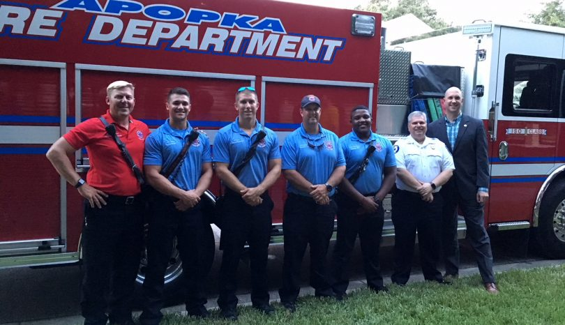 National Night Out at Oak Ridge of Apopka