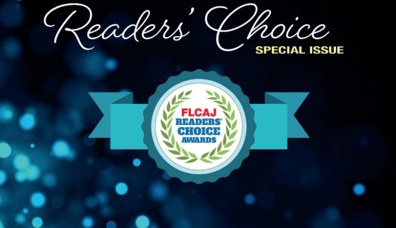 Melrose Voted Diamond Level Winner in the FLCAJ Readers' Choice Awards