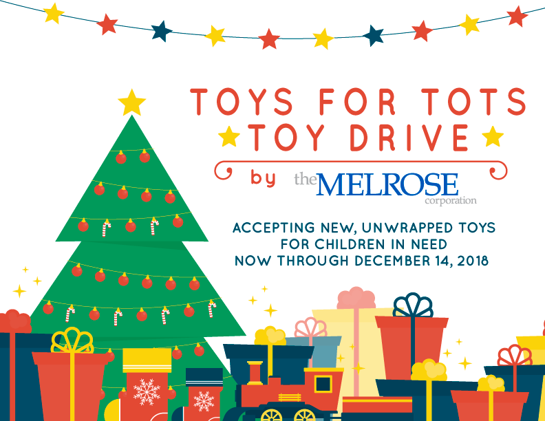 Toys For Tots Melrose Drive