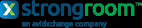 strongroom an avidxchange company logo